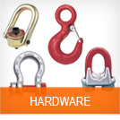 Hardware, fittings, rigging - Wisconsin Lifting