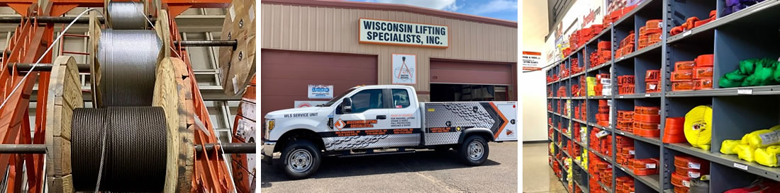 Wisconsin Lifting and Rigging Equipment